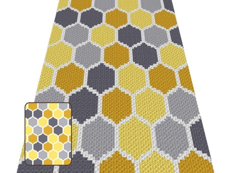 SHOP PHOTO 1 - Bee Honeycomb