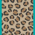 MAIN BLOG PIN - Cheetah Leopard Print | Magic Yarn Pixels