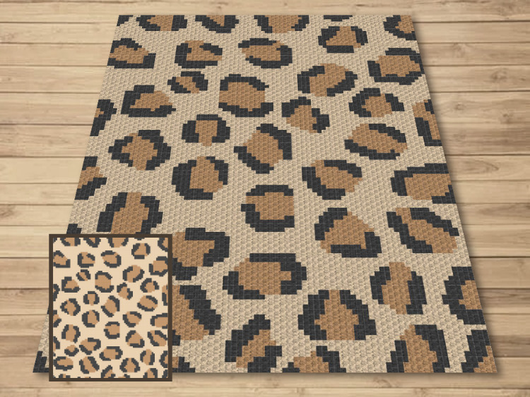 SHOP PHOTO 1 - Cheetah Leopard Print