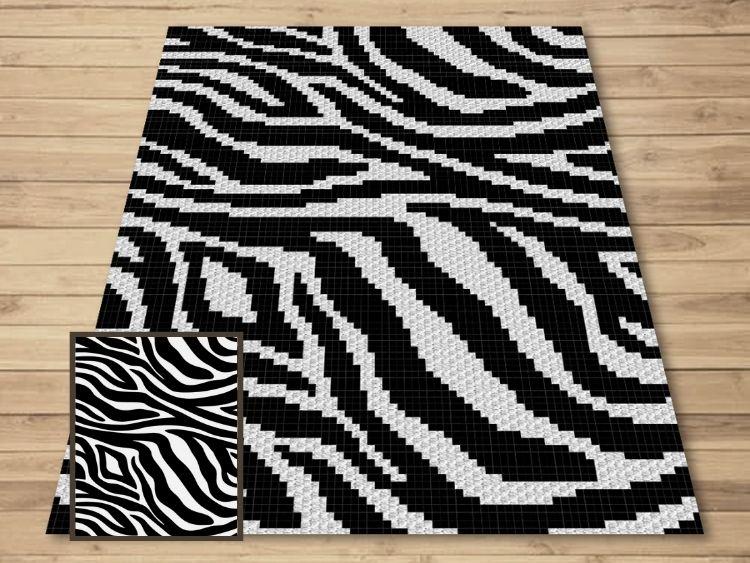 SHOP PHOTO 1 - Zebra Print
