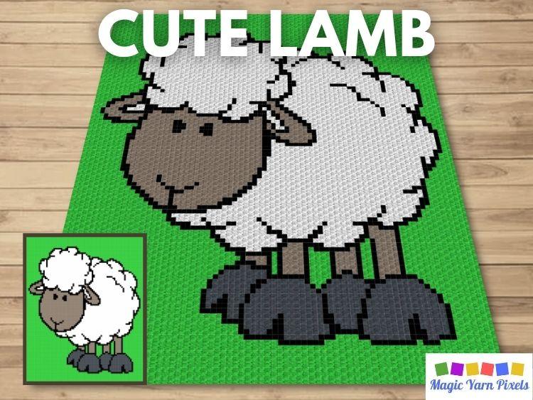 BLOG PREVIEW POSTER - Cute Lamb