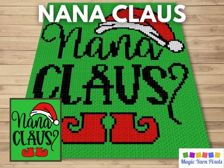 BLOG PREVIEW POSTER - Nana Claus