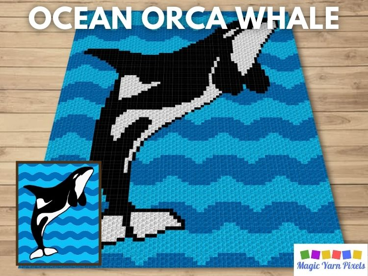 BLOG PREVIEW POSTER - Ocean Orca Whale