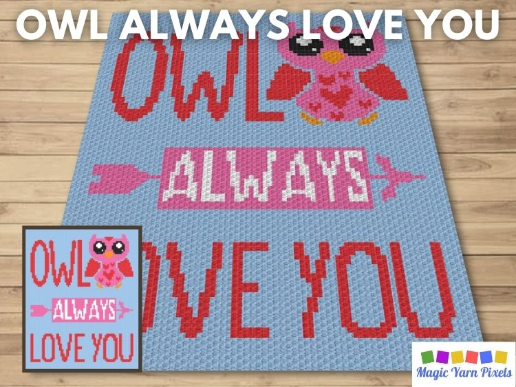 BLOG PREVIEW POSTER - Owl Always Love You