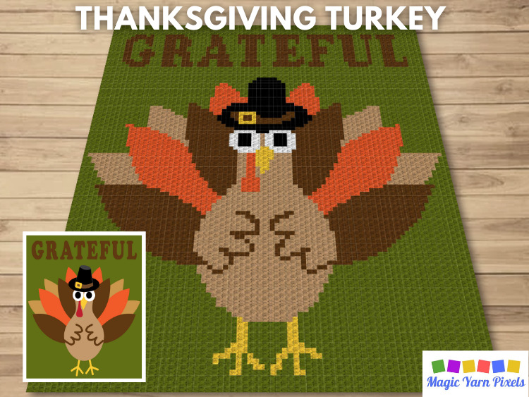 BLOG PREVIEW POSTER - Thanksgiving Turkey
