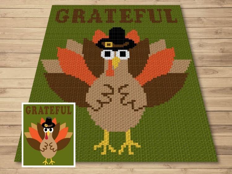 SHOP PHOTO 1 - Thanksgiving Turkey
