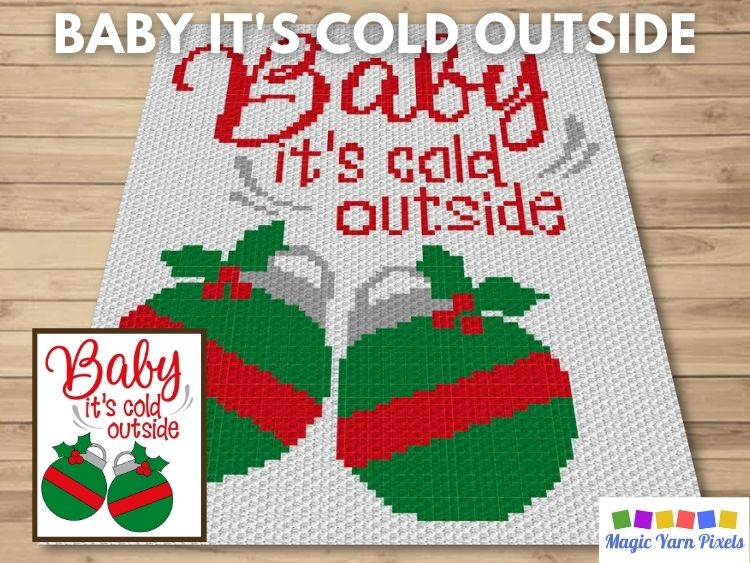 BLOG PREVIEW POSTER - Baby It's Cold Outside