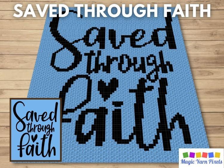 BLOG PREVIEW POSTER - Saved Through Faith