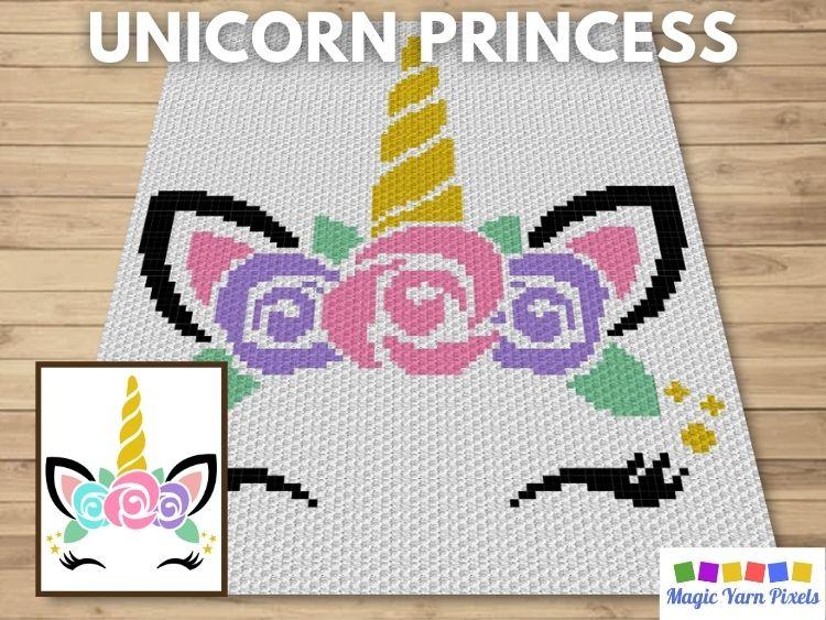 BLOG PREVIEW POSTER - Unicorn Princess