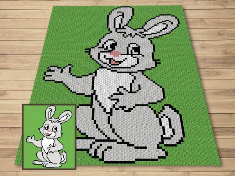 SHOP PHOTO 1 - Happy Bunny