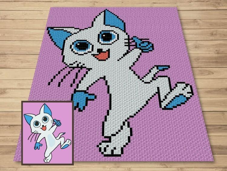SHOP PHOTO 1 - Happy Kitty Cat