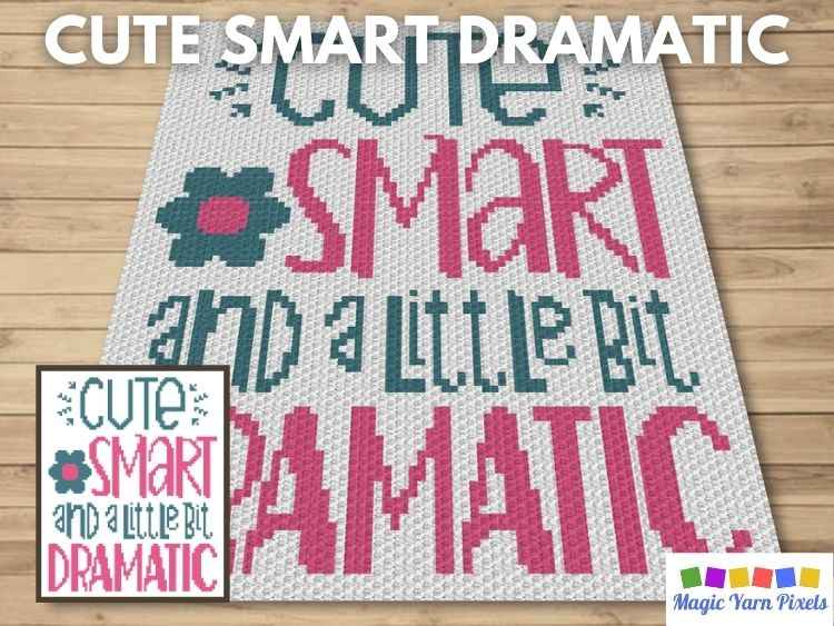 BLOG PREVIEW POSTER - Cute Smart Dramatic