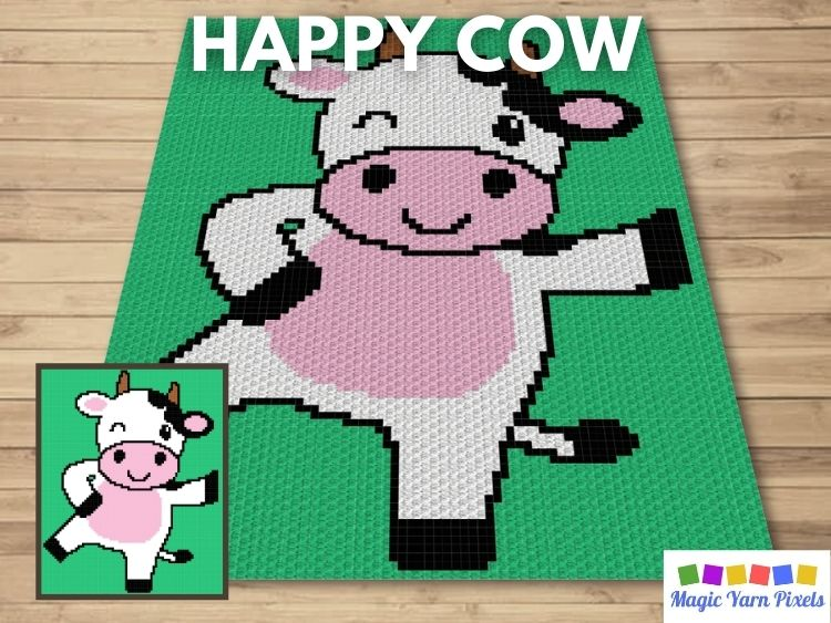 BLOG PREVIEW POSTER - Happy Cow